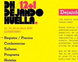 Dejando Huella Conference in Querétaro, ...