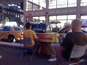 When Music and NYC Taxis Collide