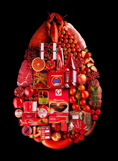 Αποτέλεσμα εικόνας για food and colors