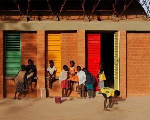 Francis Kere: Beyond Architecture...Help...