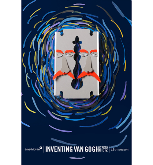 Inventing Van Gogh poster