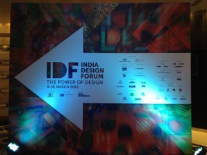 Talks at the India Design Forum