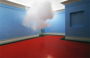 A Cloud Inside Your Room by Berndnaut Sm...