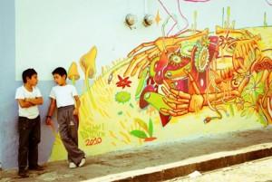 Puebla: Ciudad Mural | Colectivo Tomate