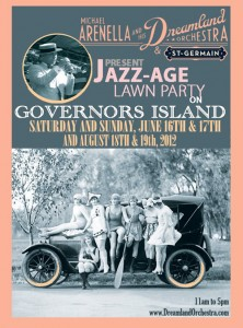 Jazz-Age Lawn Party 2012: NYC