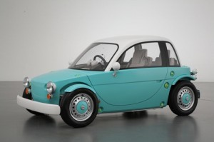 Toyota Camette Concept: Cars for Kids?
