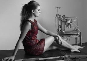 Micro'be': A Fabric Made from Wine