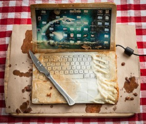 Henry Hargreaves : Deep Fried Gadgets