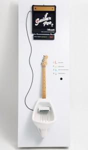 Musical Pee: Be A Bathroom Rock Star?