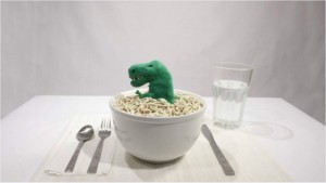 No Noodles, a Stop-Motion Wonder
