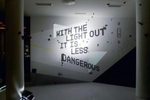 Mural for Lichter Filmfest Comes to Ligh...