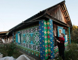 An Artist, A House and 30,000 Plastic Bo...