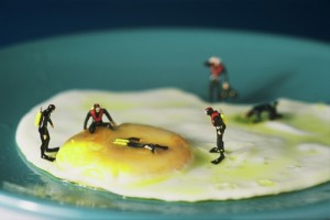 Mini-me: The Miniature Worlds of Willy R...