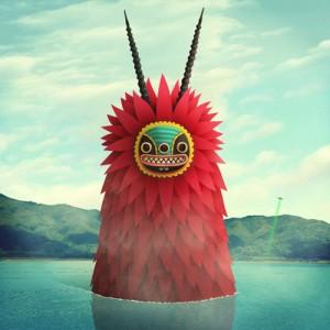 Friendly Multi-eyed Monsters by Bakea