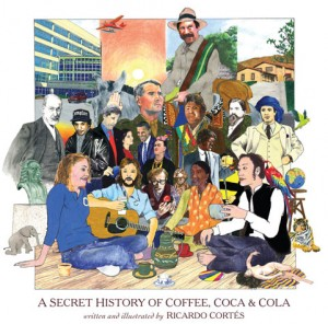 A Secret [illustrated] History of Coffee...