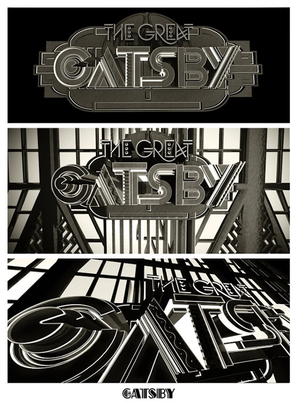 Great Gatsby Design Glamorous With  Design Firm Alfalfa Studio » The Great Gatsby: Behind the Design Photos