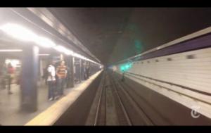 Jeff Scher's Tunnel Vision