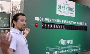 Heineken Departure Roulette