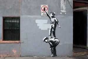 Calling All Banksy Lovers!