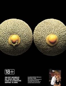 Leda and Pierre St. Jacques' Food Porn