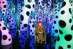 Yayoi Kusama: A World of Dots