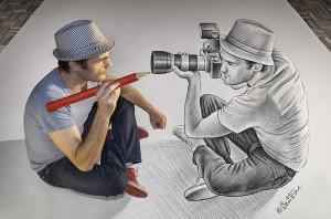 Ben Heine: A New Kind of Trompe L'oeil