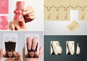 Seven Clever Interactive Business Cards