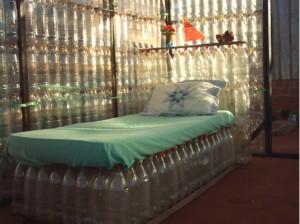 Casa Ecológica de Botellas
