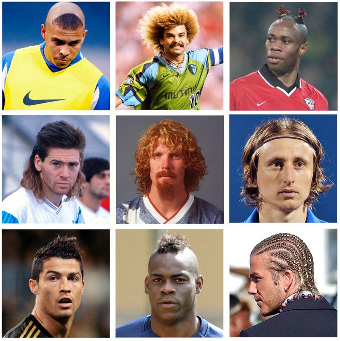 Speaking of fun hairdos, let's talk about Graham Zusi. Better man ...