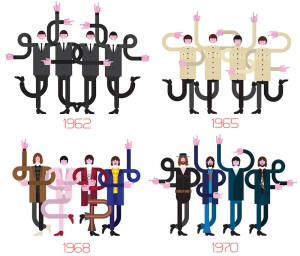 1962-1970: Nine Years of Fashion by The ...