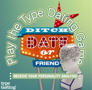 Typeface Dating Game