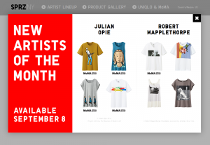 Surprise NY by MoMA x Uniqlo