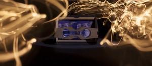DIY 3-D Lightpainting Photography