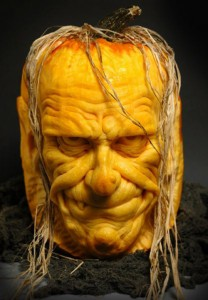 Extreme Pumpkin Carving Artists
