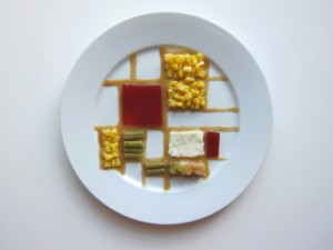 Thanksgiving with Magritte, Mondrian, Pi...