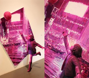 Shintaro Ohata: 3D Paintings