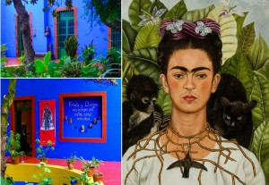 Frida Kahlo's Casa Azul is Coming to New...