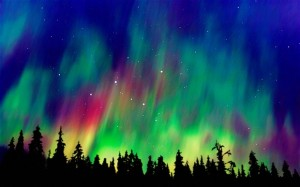 An Unimaginable View: Aurora Borealis