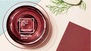 Newly Announced Color of the Year 2015