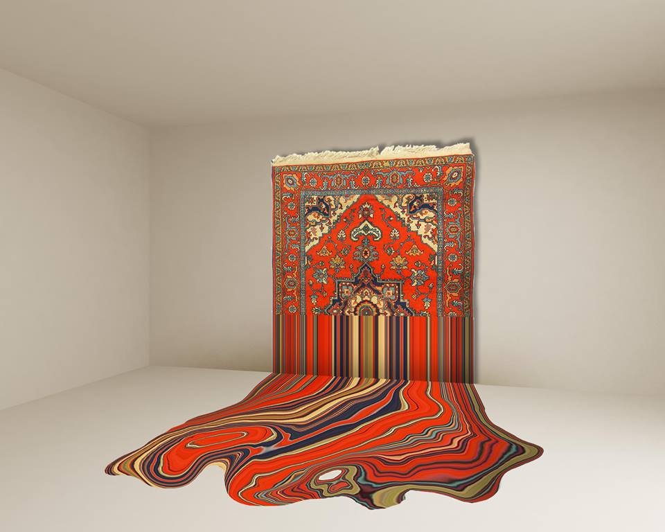 Wonderful Reinventing Oriental Textile Tradition