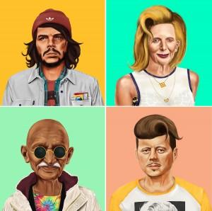 World Leaders Decked Up as Millennial Hi...