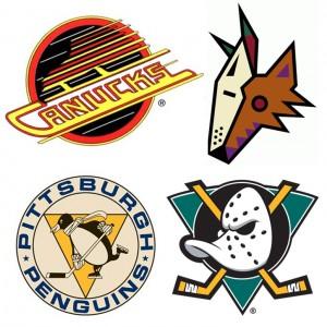 Top 7 Coolest Retro NHL Logos