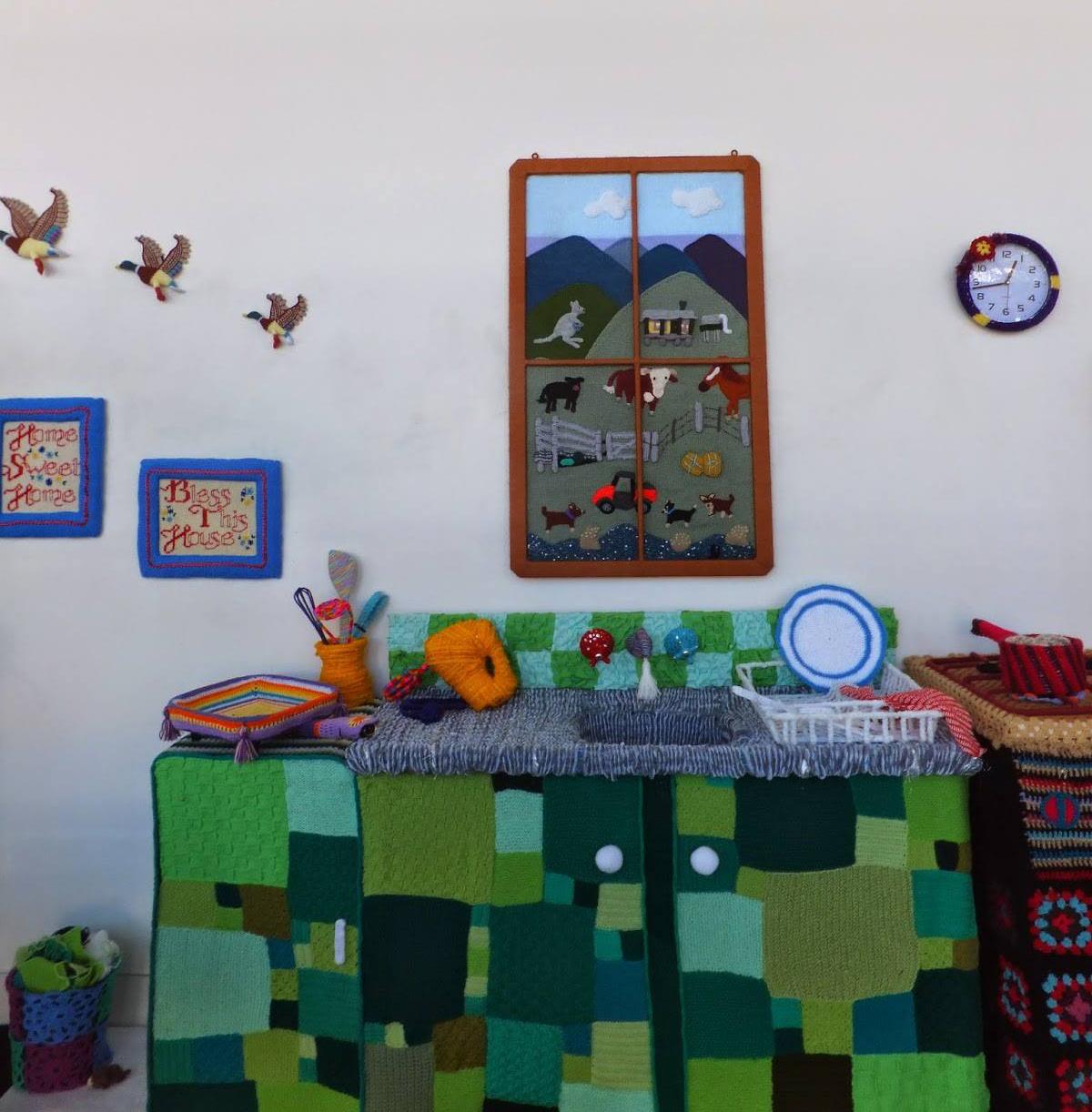 Warwick's Knitted Kitchen
