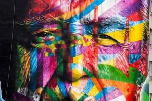 Amazing Murals by Street Artist Kobra