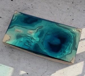 Ocean Inspired Glass Sculptures by Ben Y...