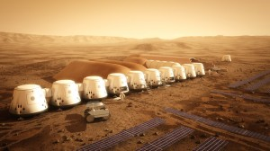 A One-Way Trip to Mars