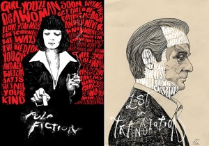 Contemporary Film Posters Designed by Pe...