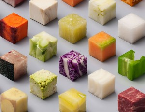 Tasty Cubes
