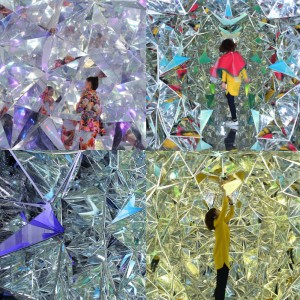 Kaleidoscope Installation by Masakazu Sh...