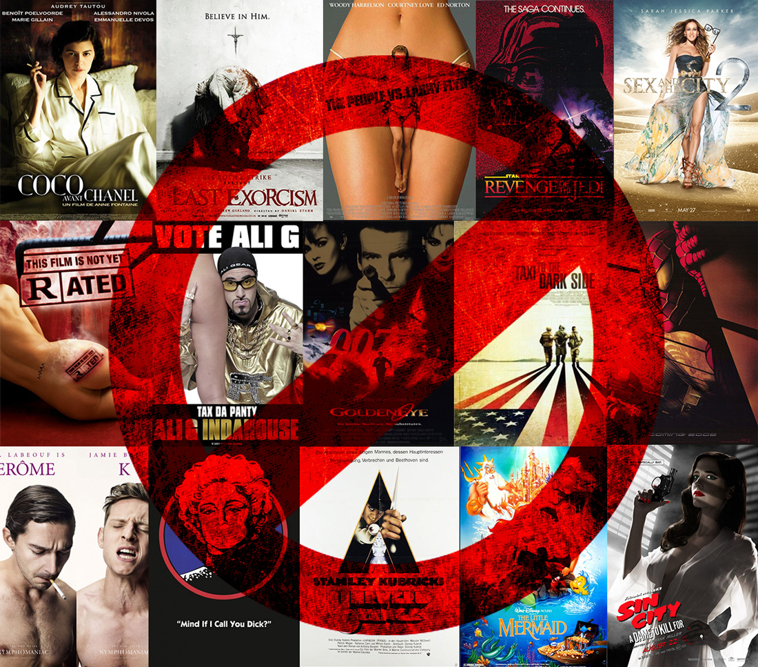 Animal Instincts Porn Movie Xxx the 50 most controversial movie posters in film history